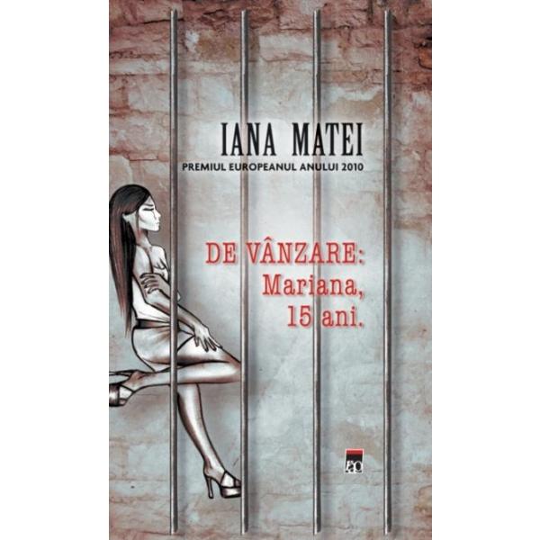 DE VANZARE: MARIANA, 15 ANI