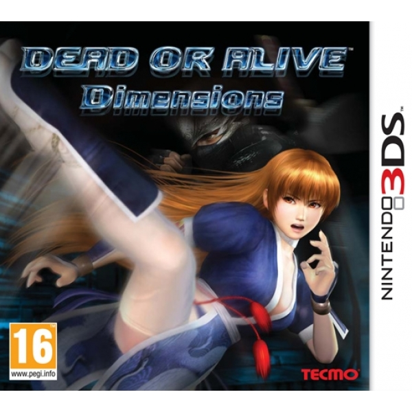 DEAD OR ALIVE: DIMENSIONS - 3DS