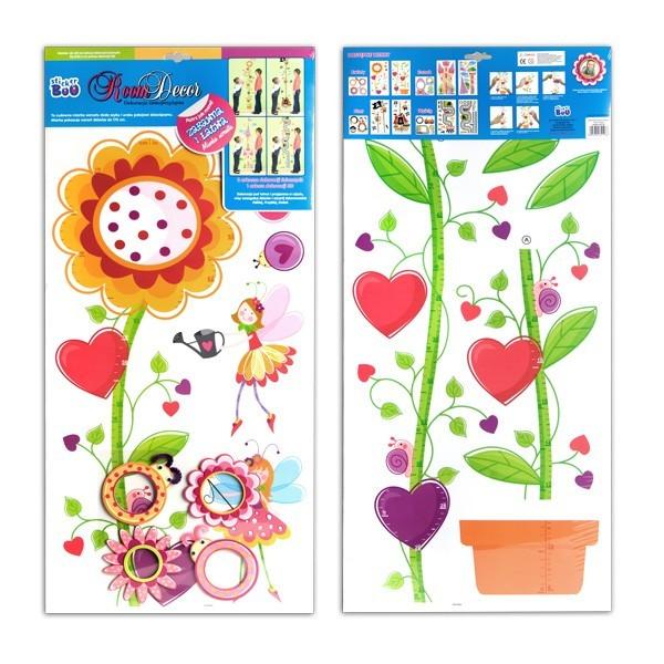 Decor camera RDA flori