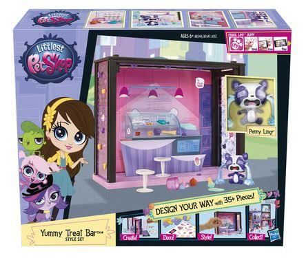Decor camera,Littlest Pet Shop