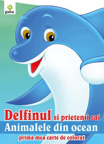 DELFINUL SI PRIETENII SAI/ COLORAT A4.10