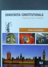 DEMOCRATIA CONSTITUTIONALA