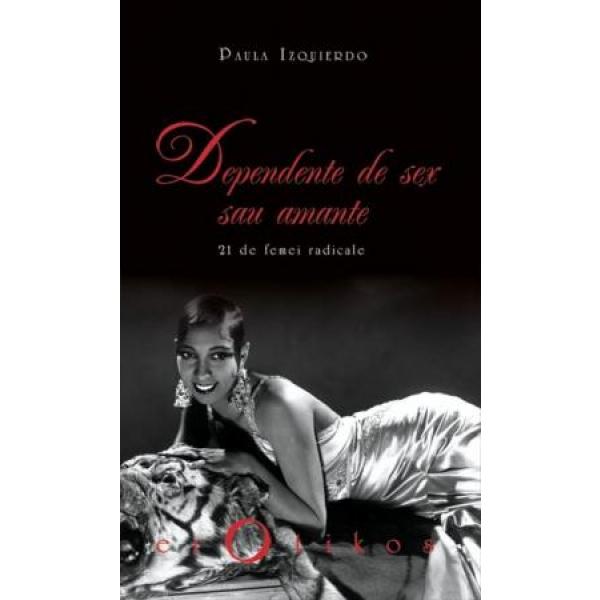 Dependente de sex sau amante, Paula Izquierdo