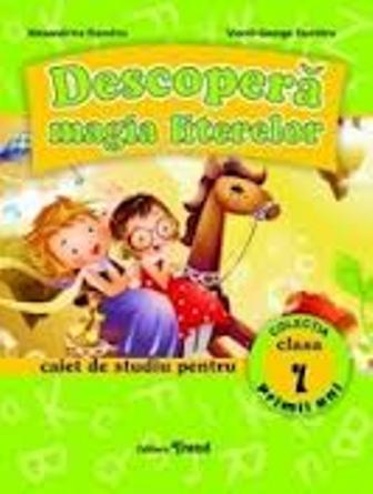 DESCOPERA MAGIA LITERELOR CLASA 1