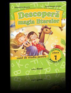 DESCOPERA MAGIA LITERELOR