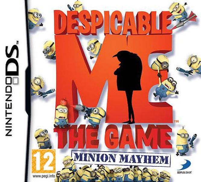 DESPICABLE ME DS