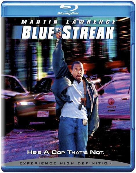 DETECTIV DE VOIE DE NEVOIE BR- BLUE STREAK