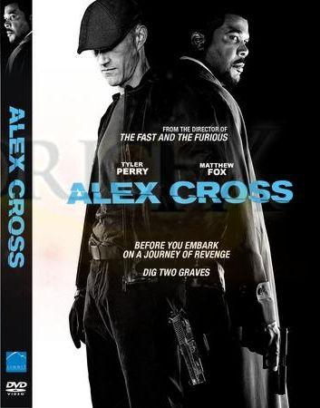 DETECTIVUL ALEX CROSS-ALEX CROSS