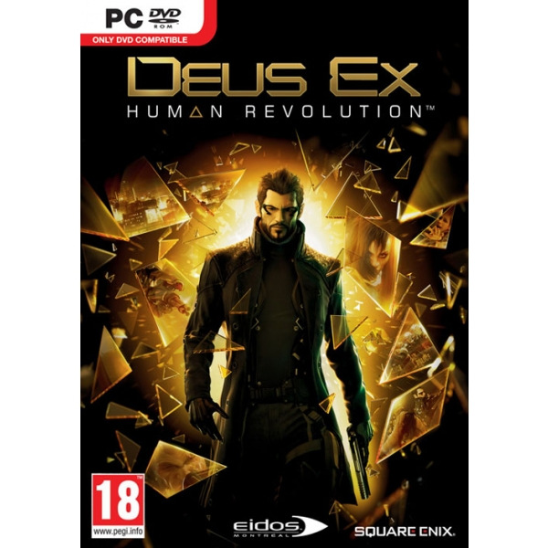 DEUS EX HUMAN REVOLUTION - PC