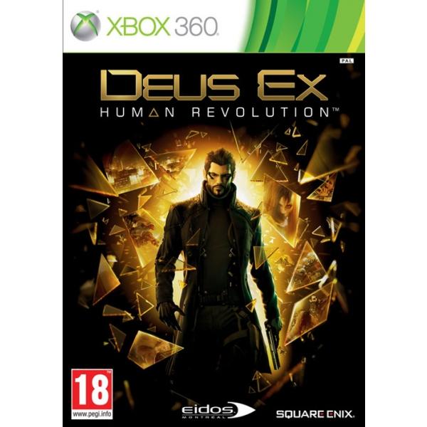 DEUS EX HUMAN REVOLUTION - XBOX360