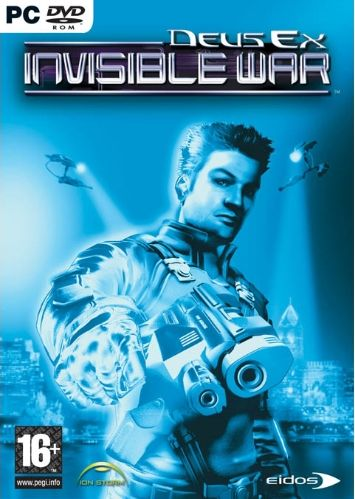DEUS EX INVISIBLE WAR - PC
