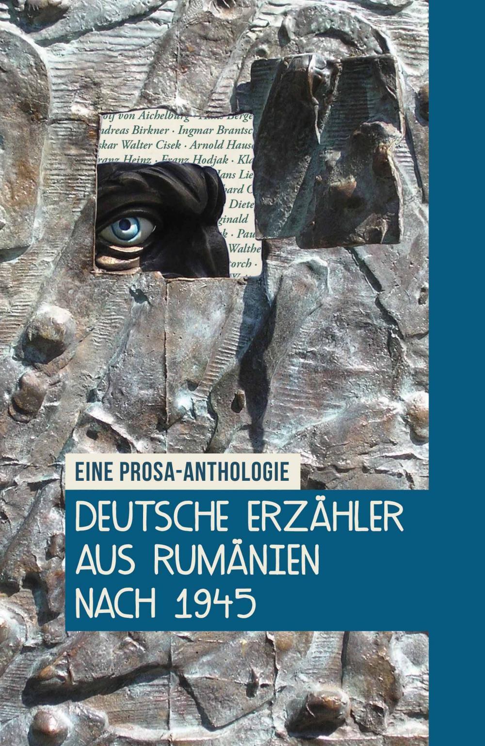 Deutsche erzahler aus Rumanien nach 1945 - Olivia Spiridon (Antolog)