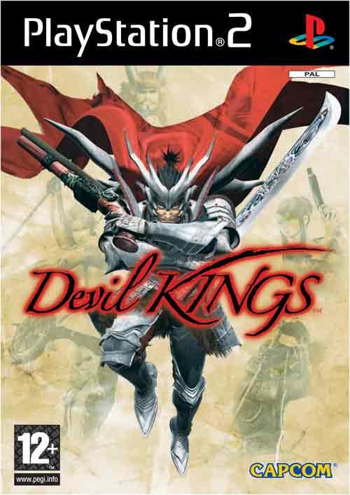 DEVIL KINGS & RESIDENT PS2