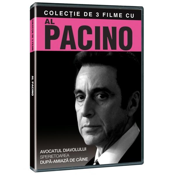 DEVIL'S ADVOCATE /  SCARECROW /  DOG DAY AFTERNOON-COLECTIE 3 FILME: AL PACINO
