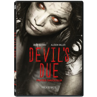 DEVIL'S DUE - PARTEA DIAVOLULUI