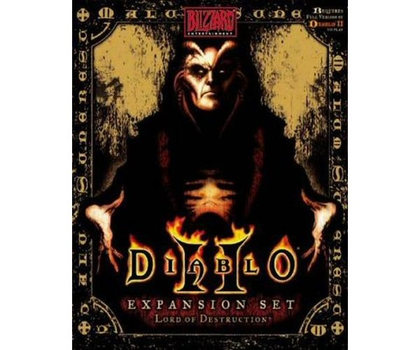 Diablo 2-Lord of Destruction -PC