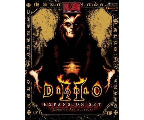 Diablo 2-Lord of Destruction -PC
