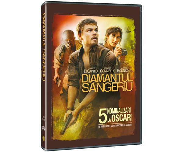 DIAMANTUL SANGERIU BLOOD DIAMOND