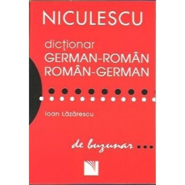 DICT GERMAN-ROMAN SI ROMAN-GERMAN UZUAL