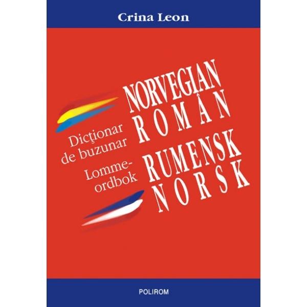 DICTIONAR DE BUZUNAR NORVEGIAN-ROMAN ROMAN-NORVEGIAN