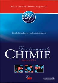 DICTIONAR DE CHIMIE OXFORD