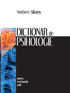 Dictionar De Psihologie ,  Larousse, Norbert Sillamy