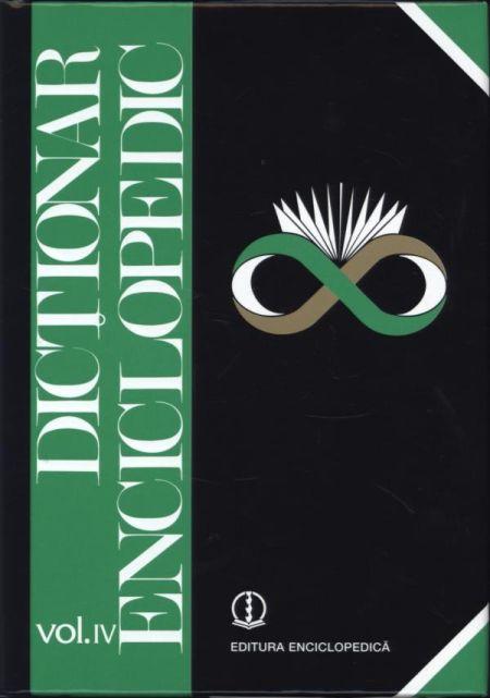 Dictionar enciclopedic volumul 4