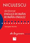 DICTIONAR ENGLEZ-ROMAN...