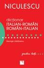 DICTIONAR ITALIAN-ROMAN , ROMAN-ITALIAN PENTRU TOTI