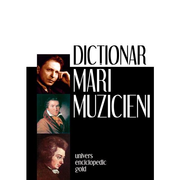 Dictionar Mari Muzicieni, Antoine Golea