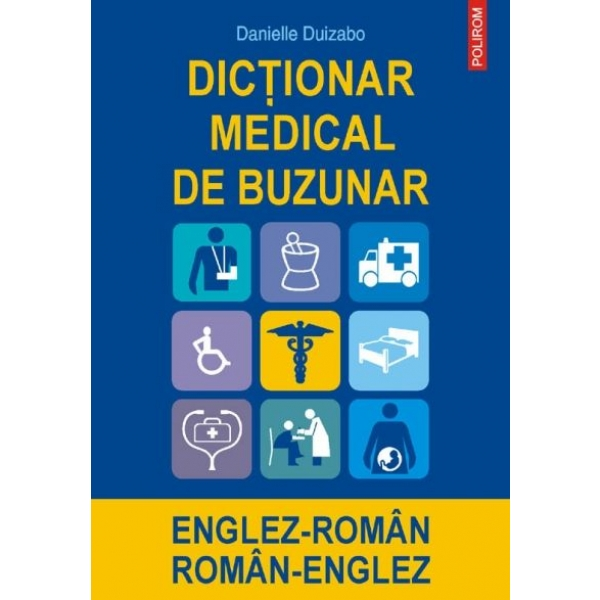 Dictionar medical de bu zunar englez-roman