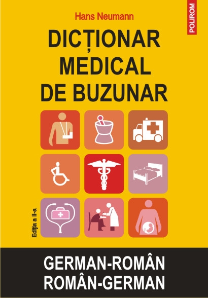 DICTIONAR MEDICAL DE BUZUNAR GERMAN-ROMAN ROMAN-GERMAN