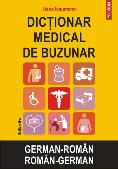 DICTIONAR MEDICAL DE BUZUNAR GERMAN-ROMAN ROMAN-GERMAN