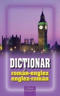 DICTIONAR ROMAN-ENGLEZ...