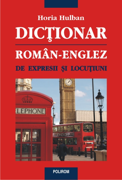 DICTIONAR ROMAN-ENGLEZ DE...