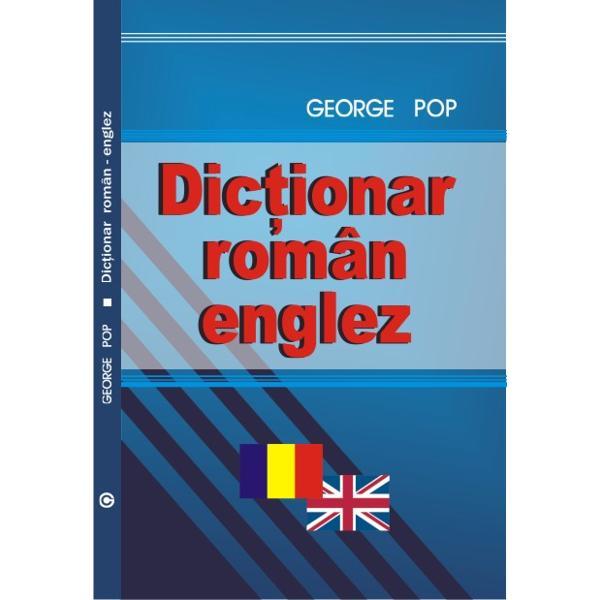Dictionar roman englez - George Pop