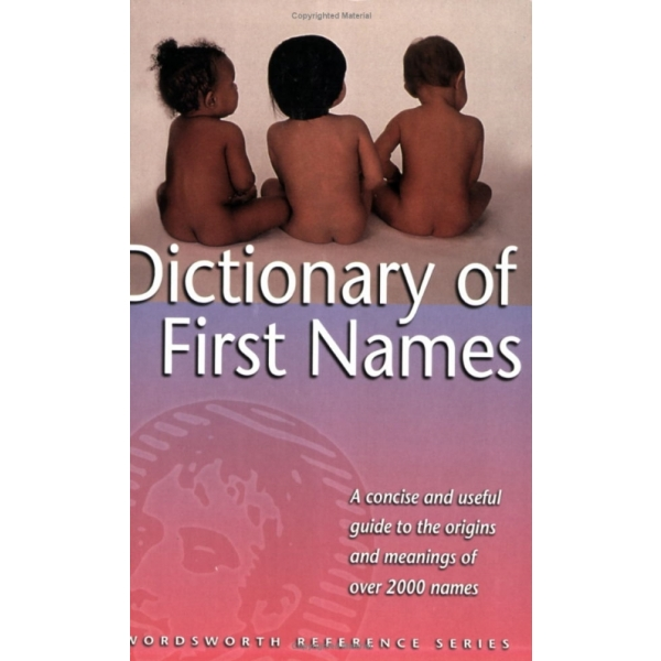 The Wordsworth Dictionary of First Names, Iseabail Mcleod