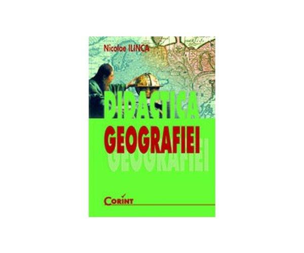 DIDACTICA GEOGRAFIEI - REEDITARE