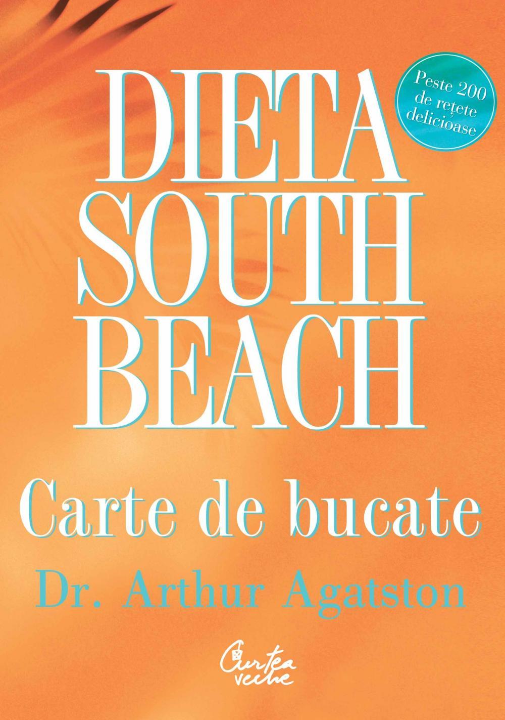 DIETA SOUTH BEACH. CARTE DE...
