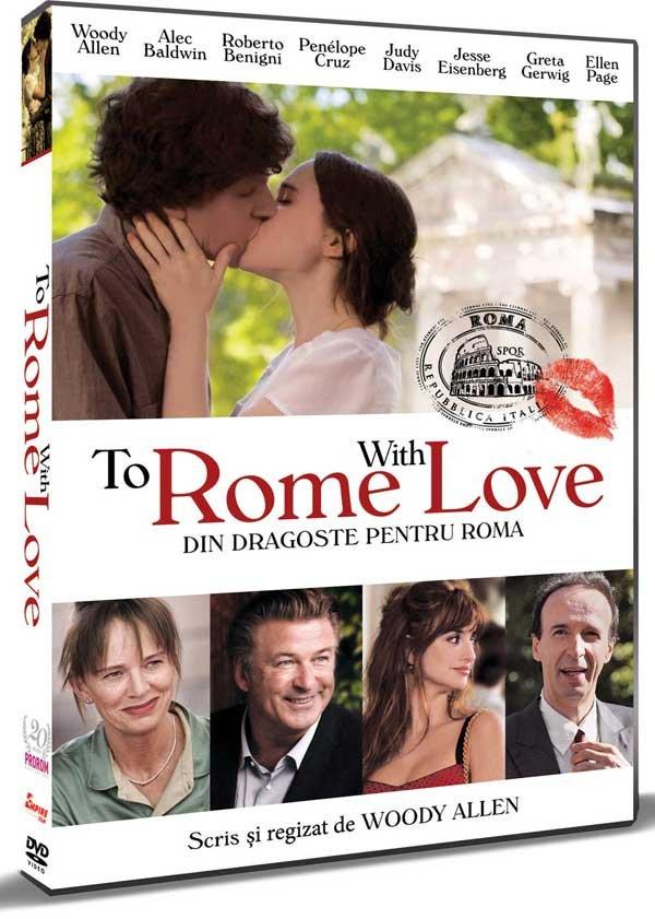 DIN DRAGOSTE PENTRU ROMA-TO ROME WITH LO
