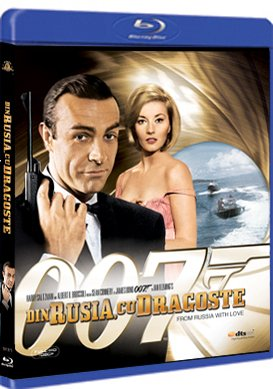 JB 02: DIN RUSIA CU (BR JB 02: FROM RUSSIA WITH