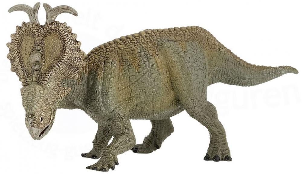 Dinozaur Pachyrhinosaurus