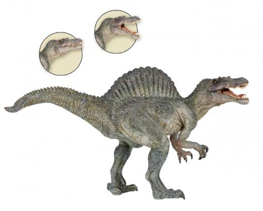 Dinozaur Spinosaurus