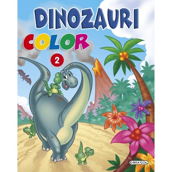 Dinozauri color 2, Susaeta Ediciones