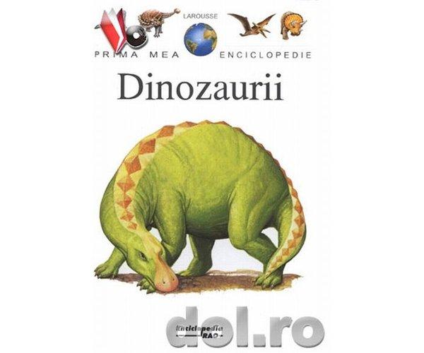 Dinozaurii. Enciclopedie Larousse, Benton Mike
