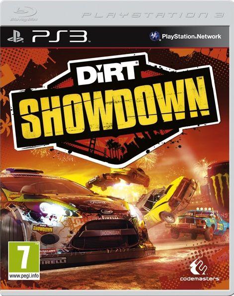 DIRT Showdown PS3
