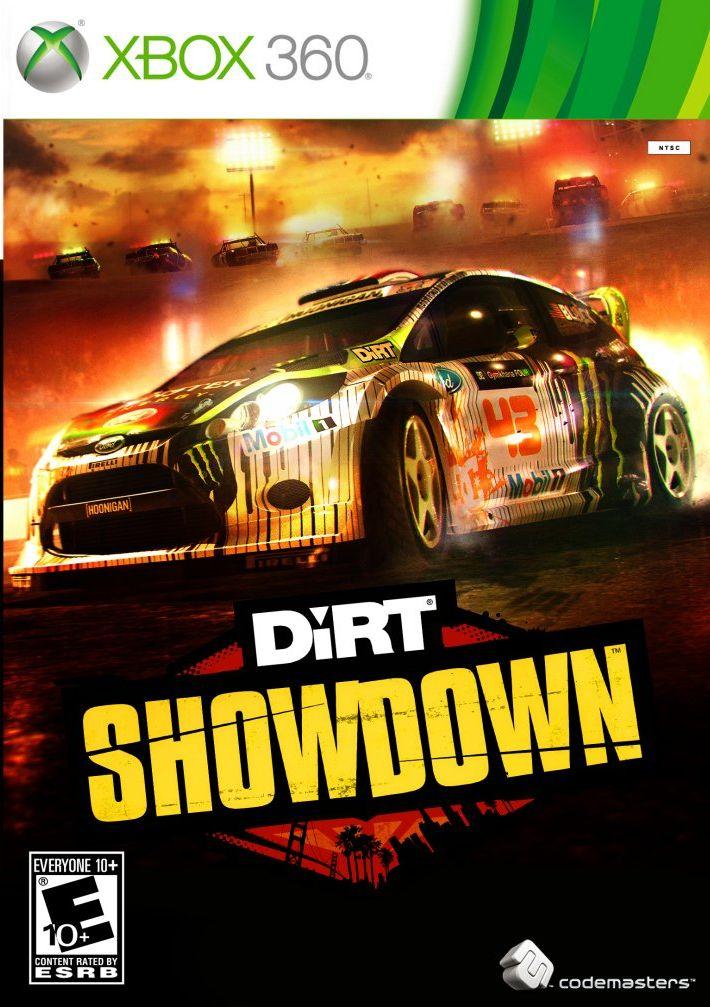 DIRT Showdown Xbox360