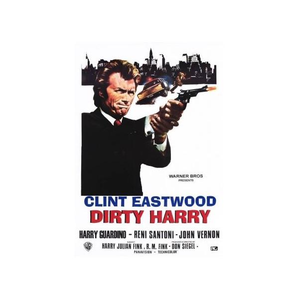 DIRTY HARRY ACTIUNE-1971