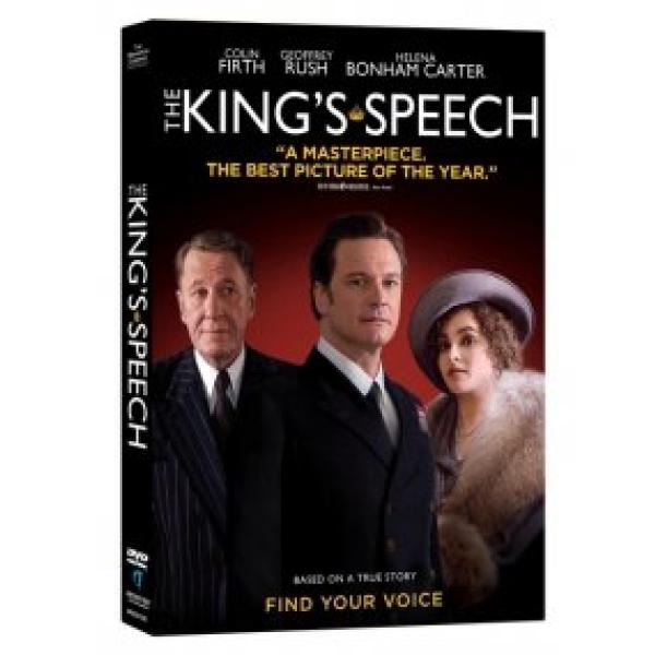 DISCURSUL REGELUI - THE KING'S SPEECH