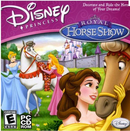 DISNE ROAL HORSE SHOW PC